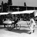 Avion Vélo Aviètte concours Peugeot